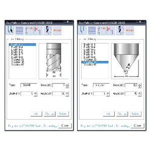 Toolpath for CoreldrawX4,X5-코렐드로우 CNC조각